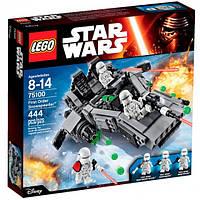 Lego Star Wars Снежный спидер Первого Ордена (First Order Snowspeeder™) 75100