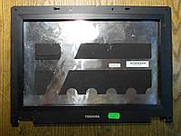 Крышка матрицы рамка ноутбука Toshiba satellite l30-114