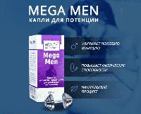 Mega Men - капли для потенции от Health Collection (Мега Мен), 30 мл