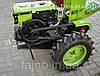 Мотоблок Кентавр МБ 1081Д (8 л.с., стартер, фреза и плуг)
