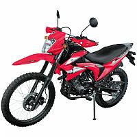 Мотоцикл Эндуро SPARK SP200D-26, 200  куб.см, АКЦИОННАЯ ЦЕНА! двухместный дорожный