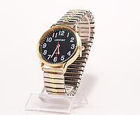 Часы наручные мужские кварцевые на резинке