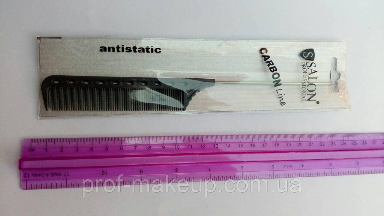 Расческа Salon Professional Carbon Line antistatic