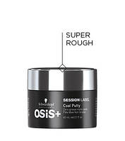 Нежирная матирующая глина Schwarzkopf Professional OSiS+ Session Label Coal Putty 65 ml