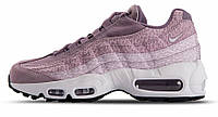 Женские кроссовки Air Max 95 PRM Purple Smoke/Summit White-Light Violet