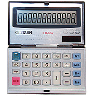 Калькулятор CITIZEN 80-A раскладной