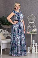 Длинное платье от производителя Велона