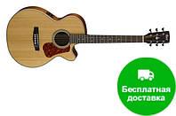 Электро-акустическая гитара Cort L100F (NS)