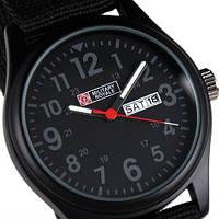 Мужские армейские часы Military Royale MR053 Black, фото 1