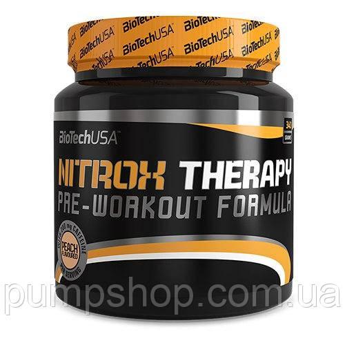 Предтренировочный комплекс BioTech USA NitroX Therapy 340 г