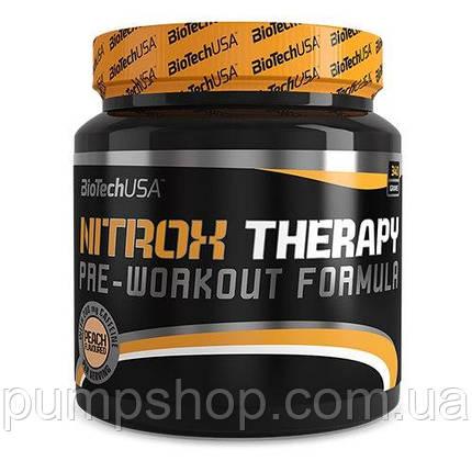 Предтренировочный комплекс BioTech USA NitroX Therapy 340 г, фото 2