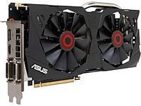 "Видеокарта Asus Strix GTX970 4GB DDR5 256bit ""Over-Stock"""