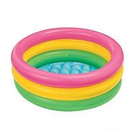 Детский надувной бассейн басейн Intex 58924 Радуга