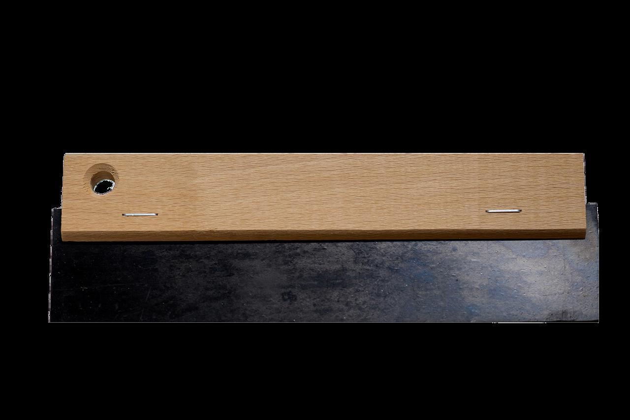 Резиновый шпатель 20 см. для шва KLVIV MIX FUGA