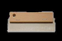 Резиновый шпатель 15 см. для светлого шва KLVIV MIX FUGA