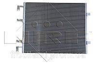 Радиатор кондиционера Opel Vivaro, Renault Trafic 2.0dCi 06-