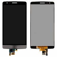 Дисплей для LG D724 G3s Dual Sim + touchscreen, серый, оригинал (Китай)