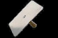 Расшивочная платформа для затирки швов 280 х 280 мм/KLVIV MIX FUGA , фото 1