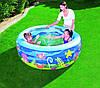 Детский надувной бассейн басейн BestWay Басейн круглый 152х51 см, фото 2