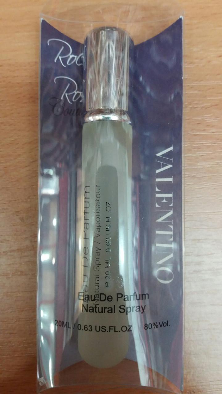 Женский Мини парфюм Valentino Rock 'N Rose Couture (Валентино Рок Эн Роуз Кутюр) 20 мл