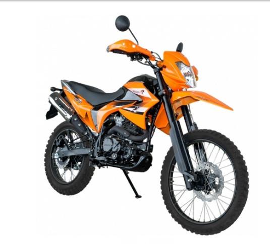 Мотоцикл Эндуро SPARK SP200D-26М, 200  куб.см, Бесплатная доставка