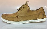 Туфли мужские  Timberland Second Boat Yellow