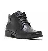Ботинки кожаные мужские 043 40