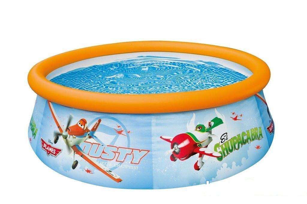 Надувной бассейн басейн Intex. Семейный Easy