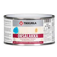 Лак Оксалакка для обработки сучков Бесцветный( Oksalakka Tikkurila) 1 л