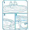 Надувной семейный бассейн Easy Set Intex  Басейн, фото 3