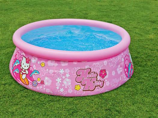 Детский надувной бассейн басейн ЕASY SET INTEX