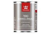 Краска для цоколя и шифера щелочестойкая   YKI Tikkurila   матовая , база С  0,9л.