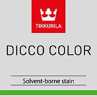Морилка спиртовая TIKKURILA DICCO COLOR для древесины, 16л.