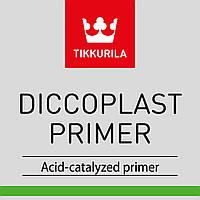 Грунт синтетический TIKKURILA DICCOPLAST PRIMER 0202 ЧЕРНЫЙ для древесины, 20л.