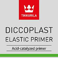 Грунт синтетический TIKKURILA DICCOPLAST ELASTIC PRIMER для древесины, 3,0л.