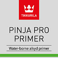 Грунт антисептический TIKKURILA PINJA PRO PRIMER для деревянных фасадов база С, 18л