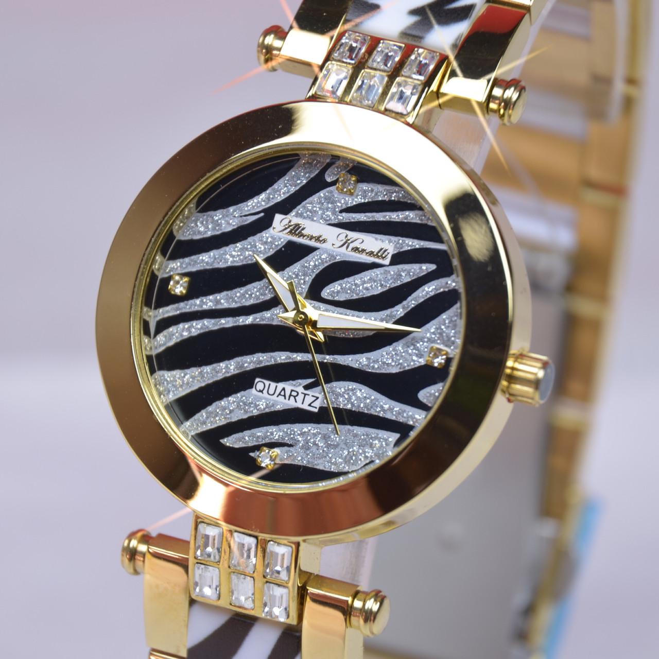Женские наручные часы Alberto Kavalli Оriginal 01812-02 JAPAN( MIYOTA)