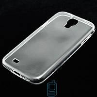 Чехол силиконовый Samsung S4 i9500 прозрачный