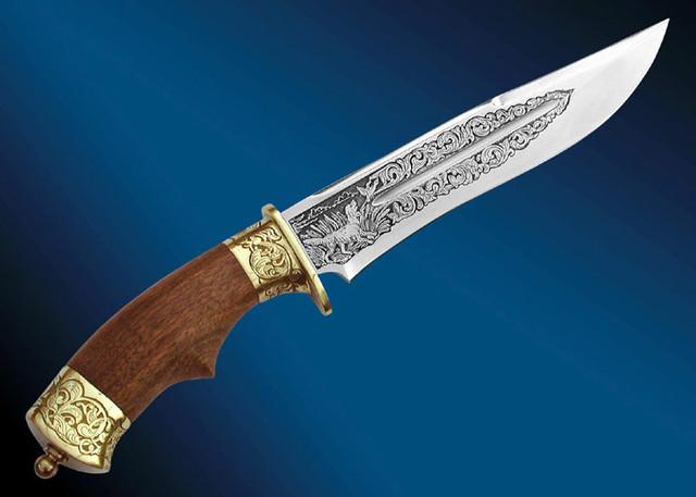 Ножи охотничьи, ножи туристические