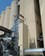 Проект: Agrofert Polepy Чешская Республика Тип: MDB-XN 1/7-S Год выпуска: 2011 Продукт: пшеница, кукуруза, рапс