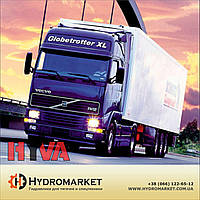 Гидравлика  Hyva на VOLVO FH12 с алюминиевым баком, фото 1