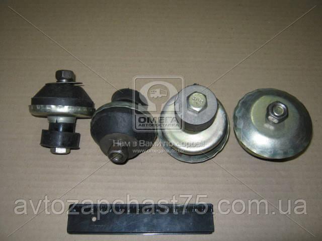 Подушка двигателя Уаз 452, 31512, 3303, 3741 (комплект 4 шт)
