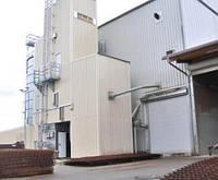 Проект: Raiffeisenbank Fridolfing Германия Тип: MDB-TN 1/7–S Год выпуска: 2010 Продукт: кукуруза, пшеница