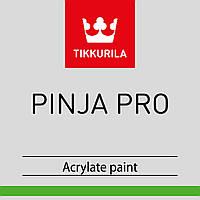 Краска акриловая TIKKURILA PINJA PRO для деревянных фасадов,база А 18л., фото 1