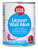 Лак для деревянных стен  на водной основе Lacquer Wall Akva  Vivacolor полуматовый  0,9л.  ЕР полуматовый, 0.9
