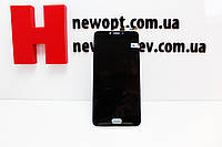 Дисплей Meizu U20 с тачскрином черный Оригинал, фото 1