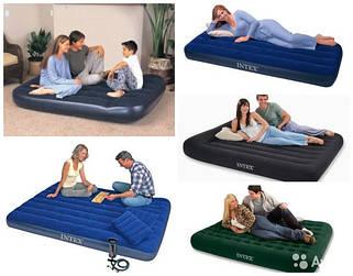Надувные матрасы, кресла, кровати, диваны