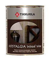 Воск для мебели и стен Ностальгия Тиккурила мед, 0.333