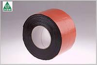 Гидроизоляционная лента Plastter ST 10 х 1000см терракот