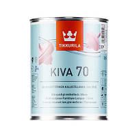 Лак для мебели  Кива глянцевый Тиккурила ( Kiva Tikkurila ) 2,7 л, фото 1